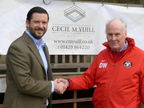 CM Yuill Sponsorship team photos